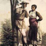 Os escravos Iria e Luiz