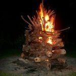 A origem da fogueira nas festas juninas