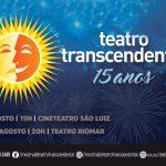 15ª Mostra Brasileira de Teatro Transcendental